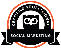 Hootsuite Social Marketing Certification
